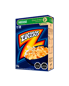 Cereal Zucosos 530 grs